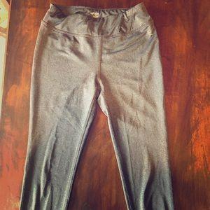 TWO pairs girls small leggings!